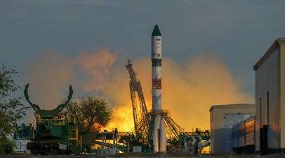 Грузовой корабль «Прогресс МС-14» могут оставить в космосе на год