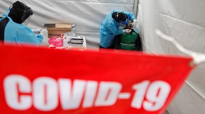 В Мексике выявили более 12 тысяч случаев коронавируса за сутки
