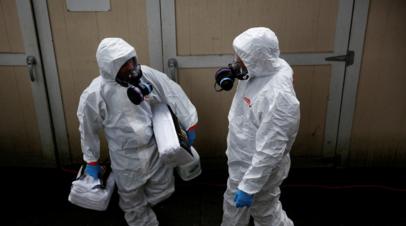 Число случаев коронавируса в Венгрии превысило 200 тысяч