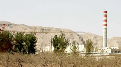 Предприятие по обогащению урана в Исфахане, Иран