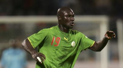 Легенда сборной Сенегала по футболу Папа Буба Диоп скончался в возрасте 42 лет