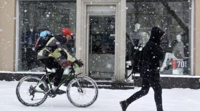 В нескольких регионах России прогнозируется аномальный холод