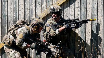 Военные НАТО в Германии