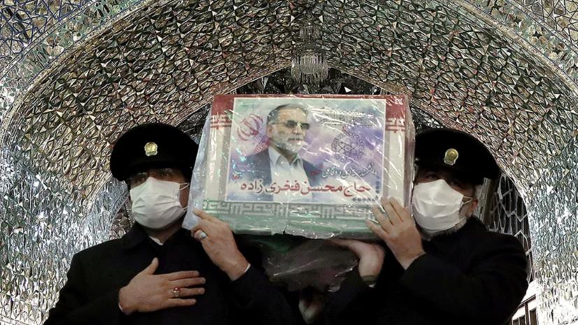 Al-Alam: Фахризаде был убит управляемым через спутник оружием