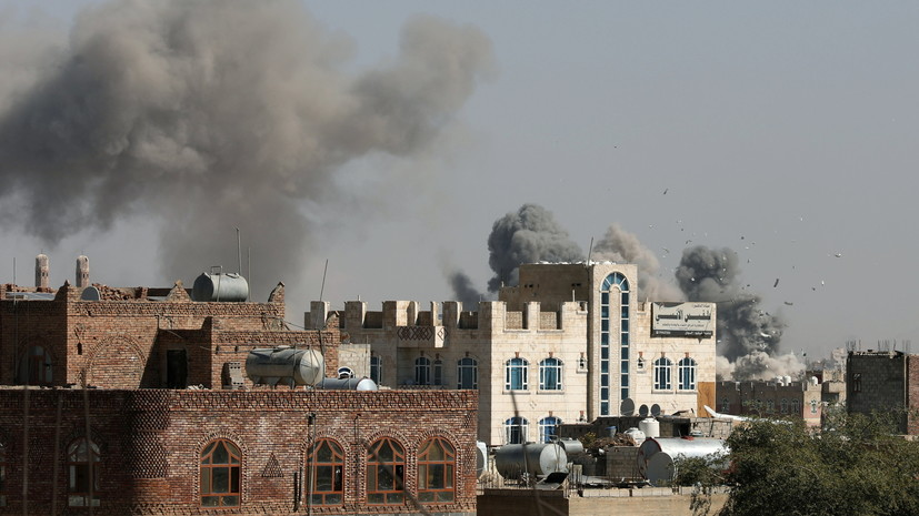 ООН: за пять лет конфликта в Йемене погибли 233 тысячи человек