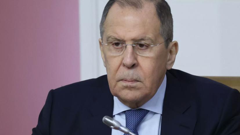 Лавров заявил о готовности работать с США на принципах взаимоуважения