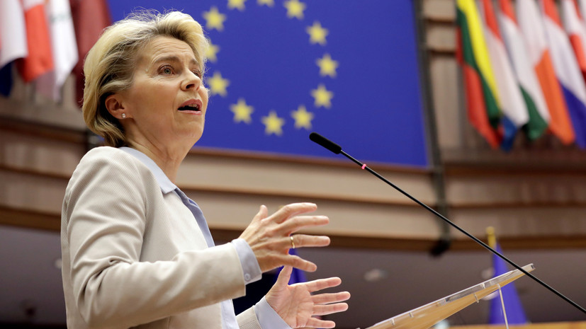 В ЕС заявили, что связанный с COVID-19 кризис далёк от завершения