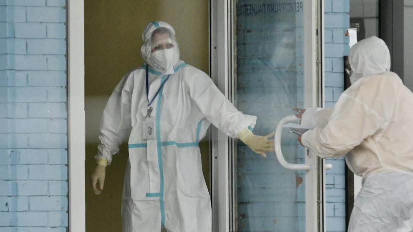 Глава ФСИН назвал число выявленных случаев COVID-19 у сотрудников ведомства