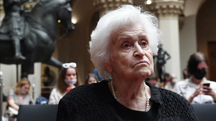 Директор Санкт-Петербургского музея театрального и музыкального искусства прокомментировала смерть Ирины Антоновой