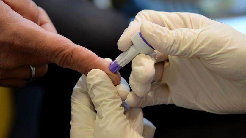 Попова рассказала о разработках вакцины от ВИЧ в России