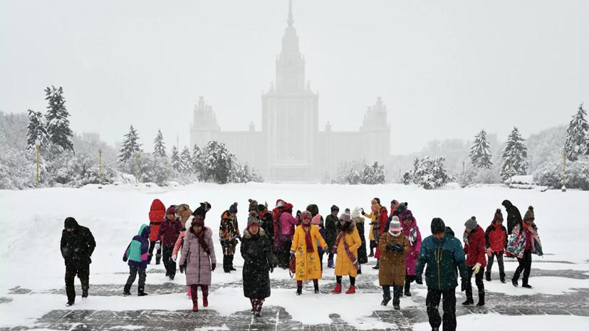 Метеоролог рассказал, какой будет зима в столичном регионе
