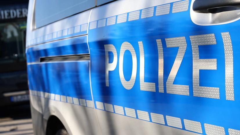 В Германии заявили об умышленном наезде на пешеходов в Трире