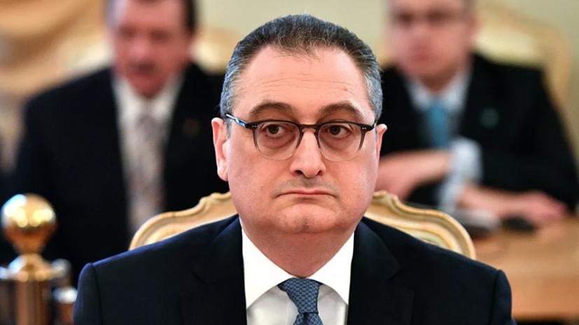 Замглавы МИД России провёл переговоры с первым замгоссекретаря США