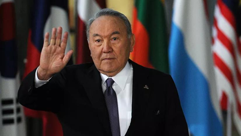 Назарбаев рассказал о доверительных отношениях с Путиным