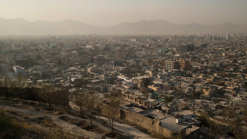 В Кабуле подорвался автомобиль посольства России