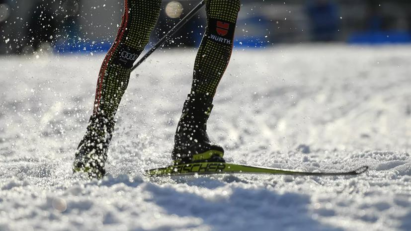 Биатлонист Шопин дисквалифицирован на год за нарушение дисциплины