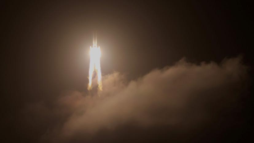 «Роскосмос» прокомментировал прилунение китайского аппарата «Чанъэ-5»