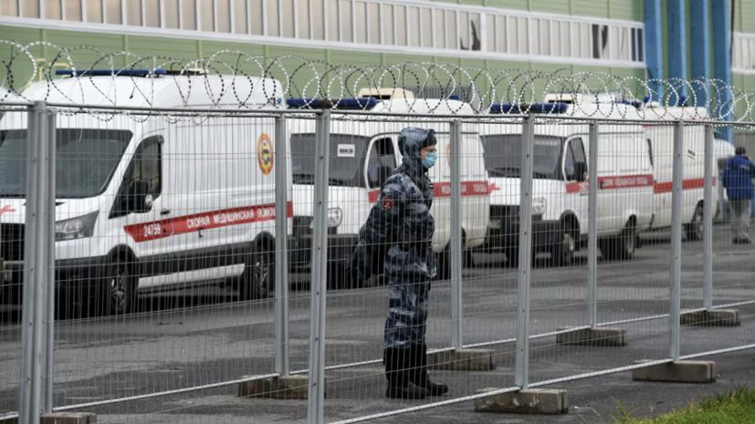 В Петербурге за сутки скончались 82 пациента с коронавирусом