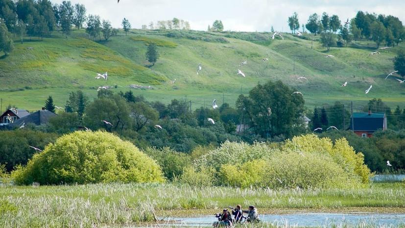В Томской области природоохранной зоне присвоено имя местного учёного