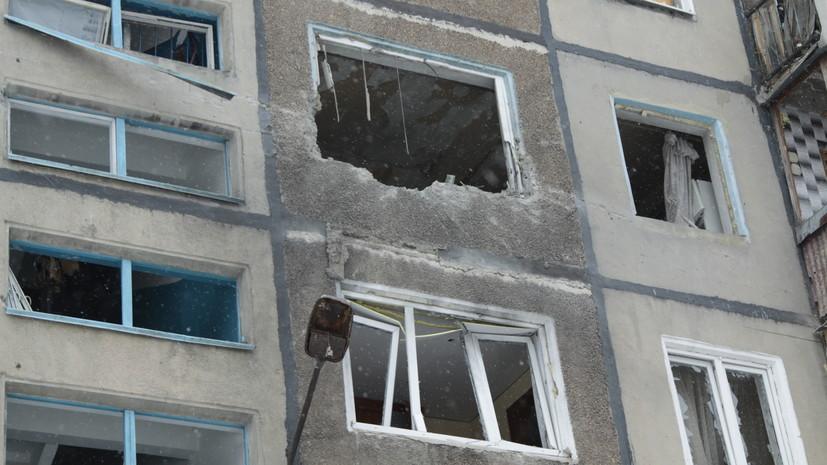 Владимир Ерин погиб в Донбассе после попадания снаряда в многоэтажку