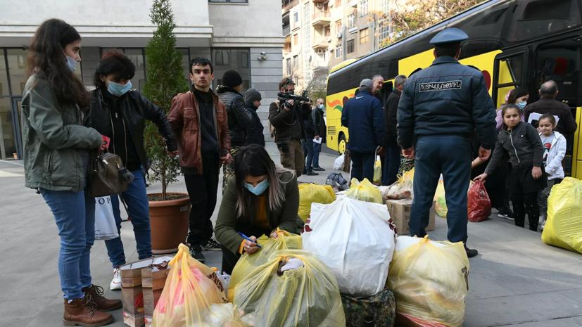 В Нагорный Карабах вернулись уже более 27 тысяч беженцев