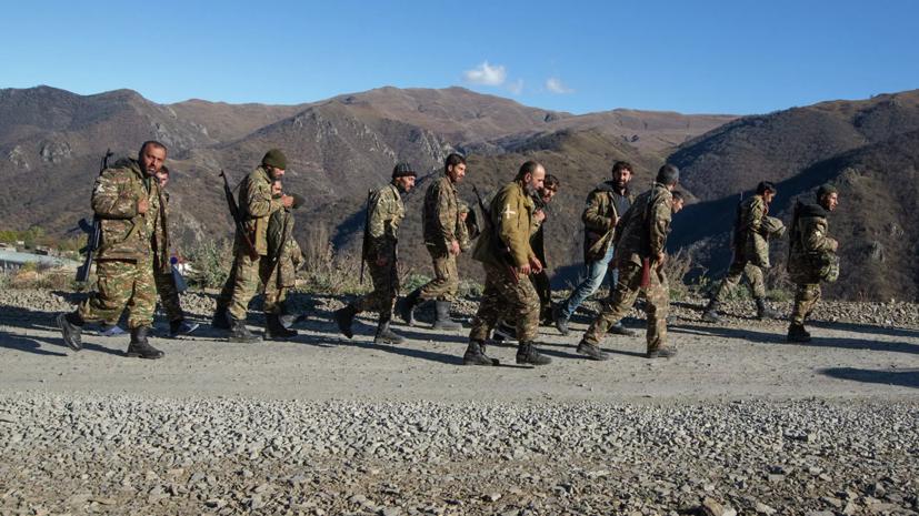 Армения предложила принцип обмена пленными в Карабахе «всех на всех»