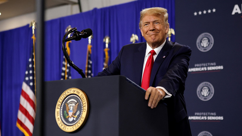 «Немного задержусь»: что известно о планах Трампа баллотироваться в президенты США в 2024 году