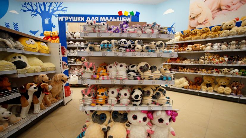 В АИДТ предупредили о возможном дефиците импортных игрушек перед Новым годом