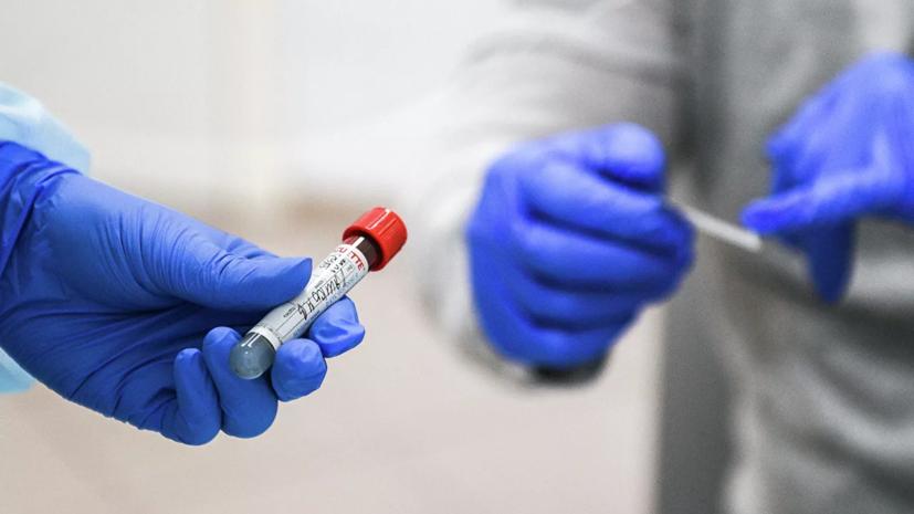 В Подмосковье провели более 1 млн тестов на антитела к коронавирусу