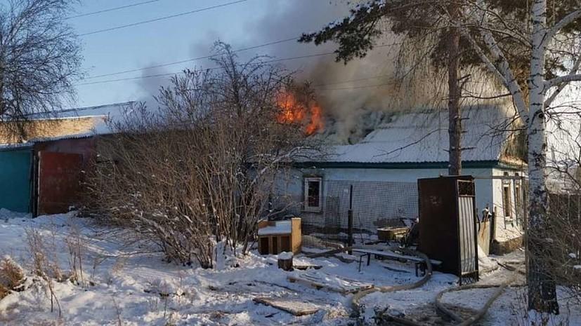 В Оренбургской области прокуратура проведёт проверку по факту гибели троих детей