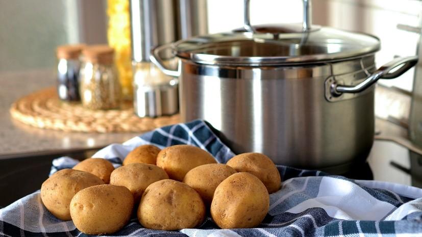 Диетолог дала рекомендации по правильному употреблению картофеля