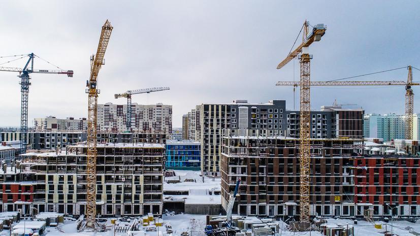 «Нужно больше строить»: в правительстве допустили снижение ставки по ипотеке в России до 4—5%