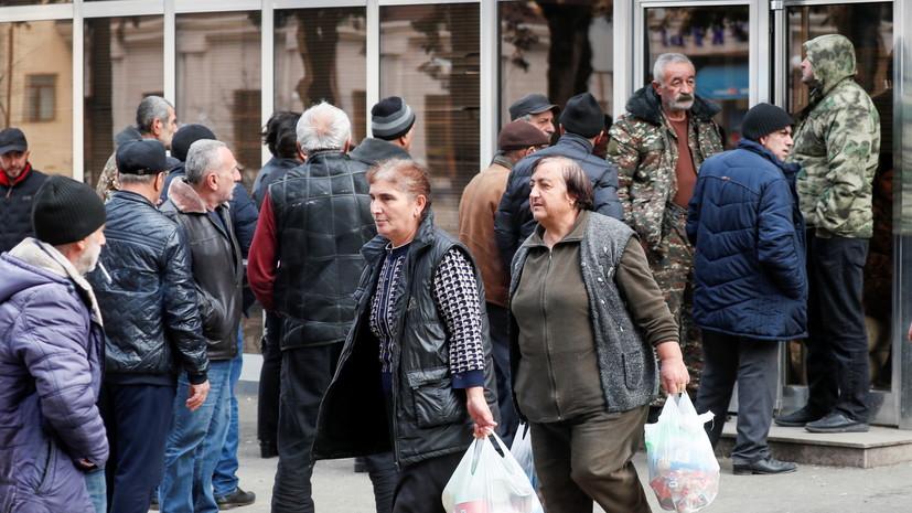 Минобороны назвало число вернувшихся в Карабах беженцев