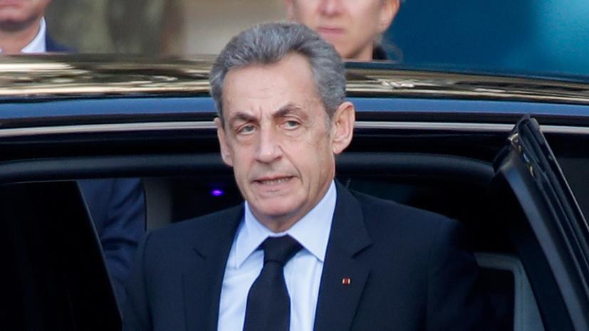Саркози и Олланд прокомментировали сообщение о смерти Жискар д'Эстена