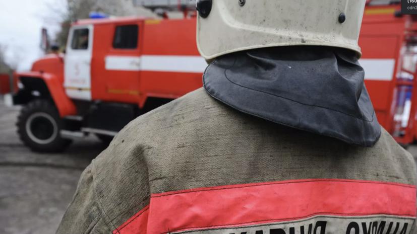 Число жертв пожара в здании онкоцентра в Москве увеличилось до двух