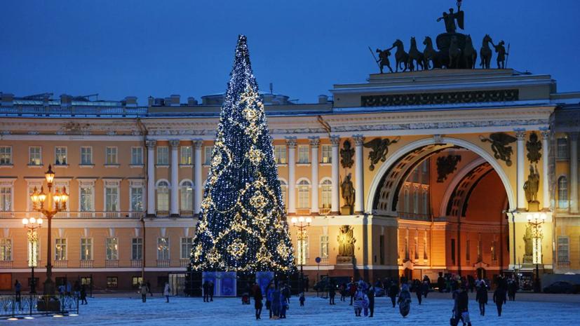 В Петербурге допустили смягчение ограничений при стабилизации ситуации