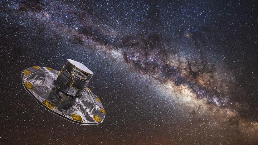 Галактика в 3D: учёные обновили самую детализированную объёмную карту Млечного Пути