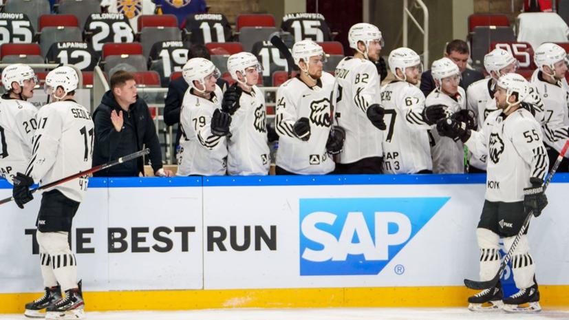 «Трактор» нанёс рижскому «Динамо» четвёртое поражение кряду в КХЛ