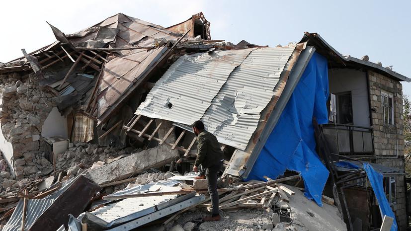 Восстановление связи и возвращение беженцев: что известно о ситуации в Карабахе