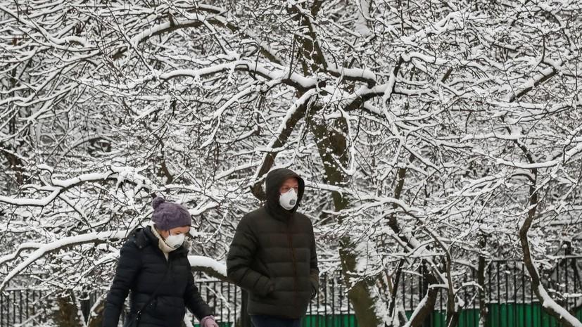 В ряде регионов Европейской России прогнозируется аномальный холод