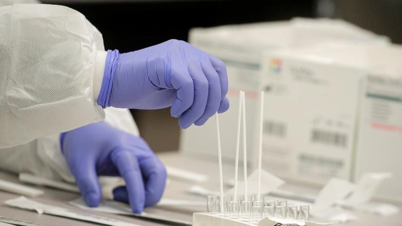 В России выявлено 27 403 новых случая коронавируса