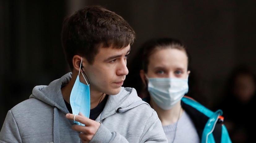 Иммунолог рассказал о правилах проживания с больным коронавирусом