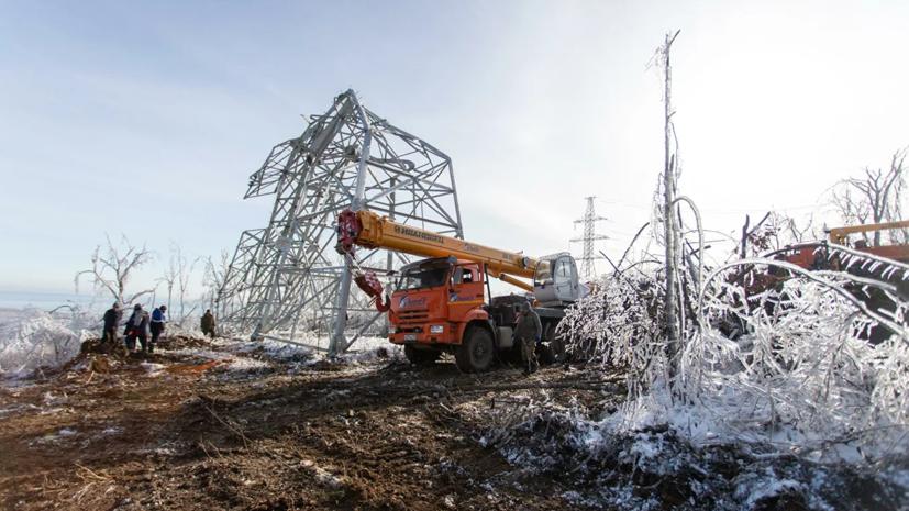 Власти Приморья оценили ущерб от циклона более чем в 1 млрд рублей