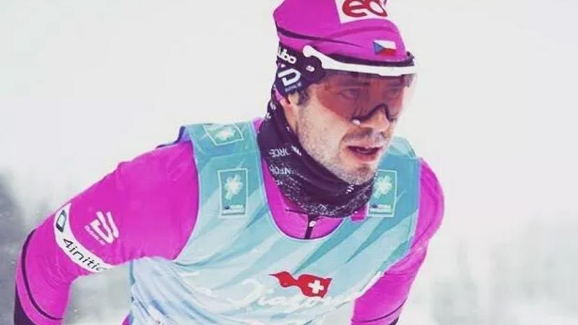 Лыжник Черноусов получил швейцарское гражданство