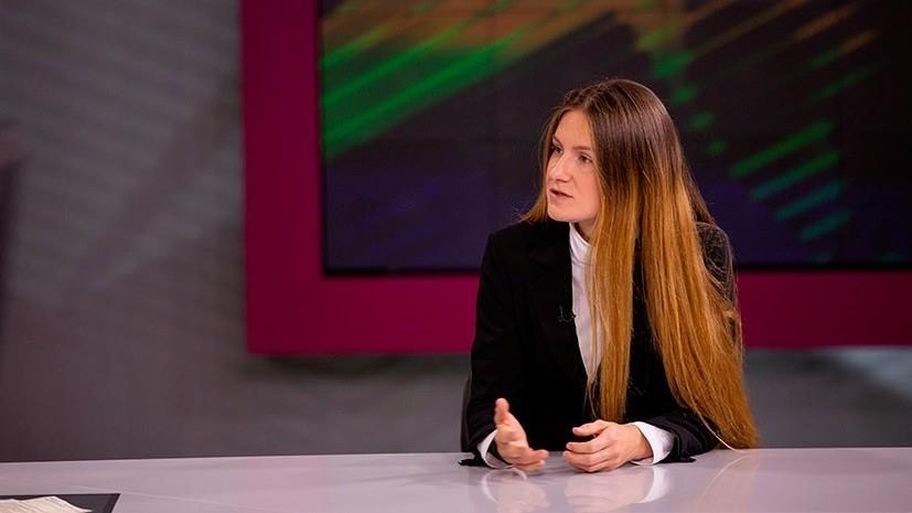 Бутина прокомментировала ситуацию с задержанием журналистов в Латвии