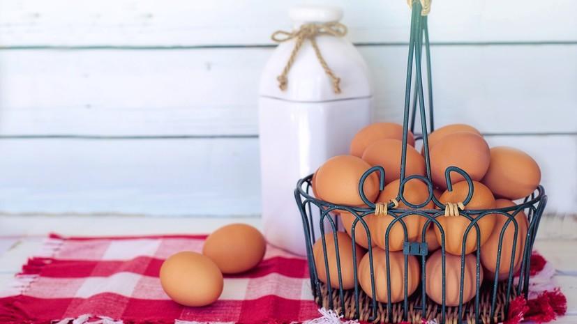 Диетолог рассказала о пользе яиц