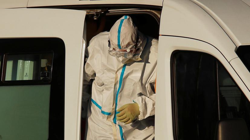В России за сутки умерли 508 пациентов с коронавирусом