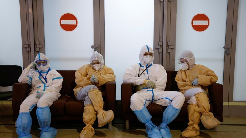 В Москве за сутки выписаны 6584 лечившихся от коронавируса