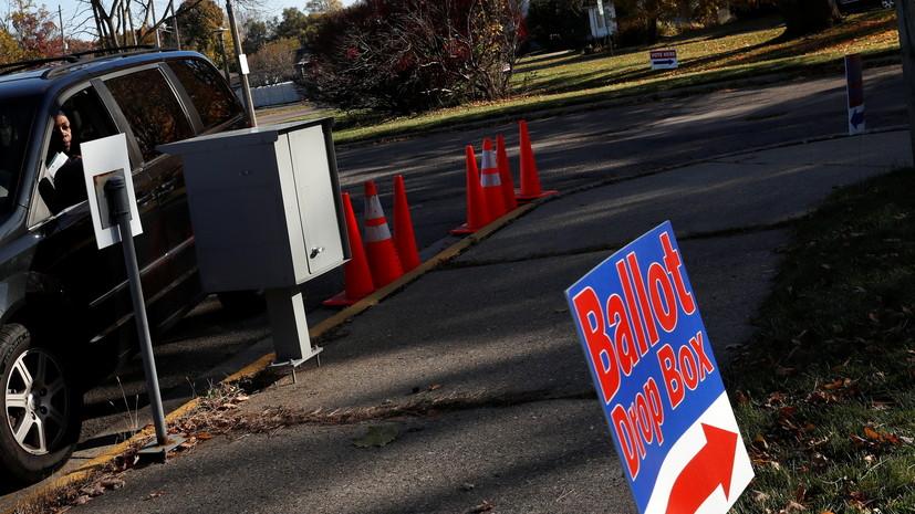 В Мичигане суд постановил проверить машины для голосования
