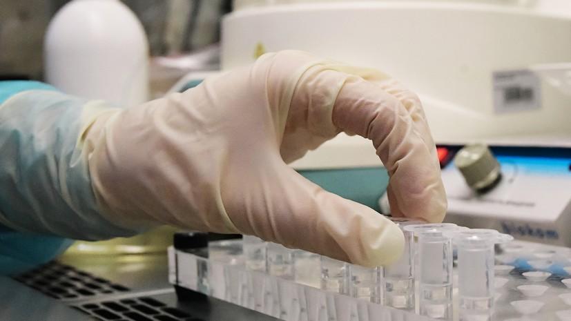 В России запатентовали робота для взятия анализов на коронавирус